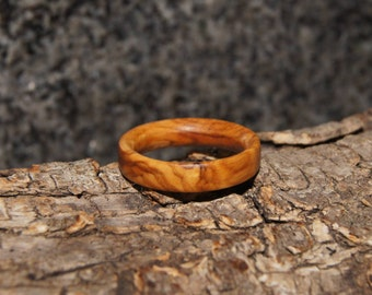 Size 5 3/4 - Olive Wood Ring