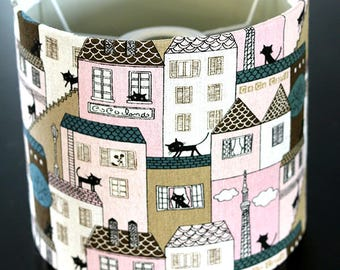 Black Cat Lampshade