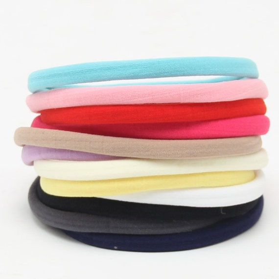 Nylon Head Bands 39