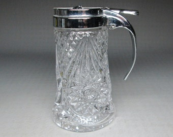 Imperial Glass dripcut syrup