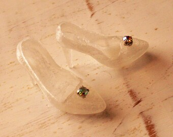 Kingdom Doll Shoes Aurora Stone Shoes