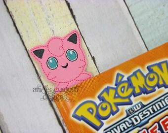 Pokemon Jigglypuff Bookmark