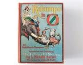 Kabumpo in OZ, 1922, vintage children's book, Ruth Plumly Thompson