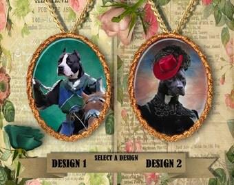 American Staffordshire Terrier Jewelry Amstaff Terrier Pendant American Staffi Gift Am Staff Terrier Charm Custom Dog Jewelry Nobility Dogs