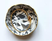Marbled Ring Dish- Jewelr...