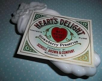 Lovely Hearts Delight Strawberry Preserves Origional
