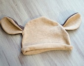 Spring Lamb Ear Hat - Newborn Photography Prop