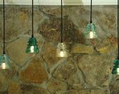 Sams Insulator Chandelier Light