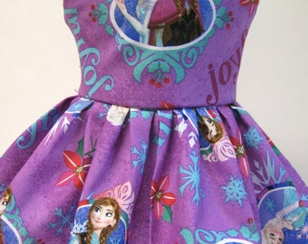 Christmas Sisters, Winter and Holiday Dress C