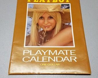 1972 PlayBoy PlayMate Calendar