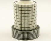 Medium Cool - Japanese Washi Masking Tape - 45mm / 15mm wide - 5.5 / 11 Yard - 1 roll