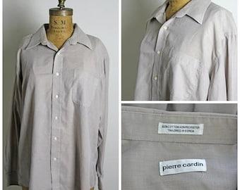 on sale Pierre Cardin Button Up