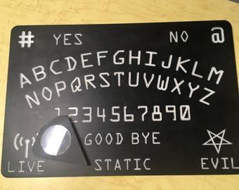 Oblique Transit Spritualist Board