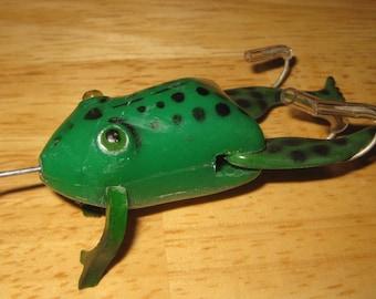 Halik Frog Junior Mechanical Frog collectible