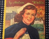 Vintage 1944 Cherry Ames Senior Nurse book by Helen Wells nursing graduation gift