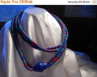 Holiday Sale Avon Marrakesh Style Long Disc Necklace