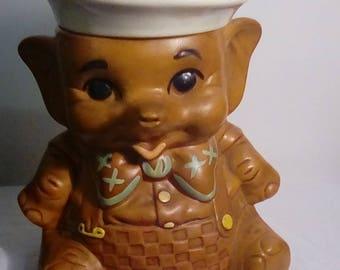 Twin Winton Elephant Cookie Jar