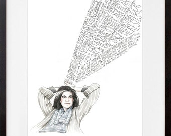 Susan Sontag on Art. Signed