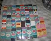 Bias Tape, Vintage Unopened, 42 Packs, All Colors, Mostly Double Fold