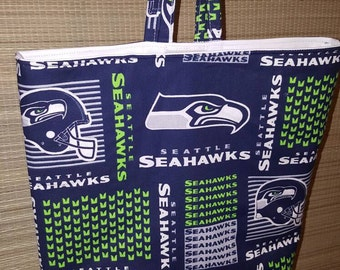 Seahawks litter bag for car