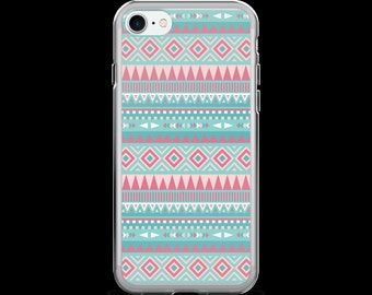 Aztec Print I Phone Case for 5/5S 6 6S 7 7Plus
