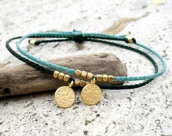 Wish bracelet, Friendship bracelet, string bracelet