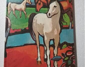 World of Horses Hallmark pop-up book