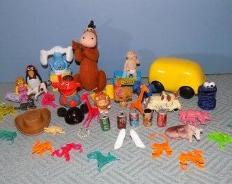 Toy Assortment Lot