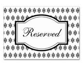 Reserved listing for Barbara