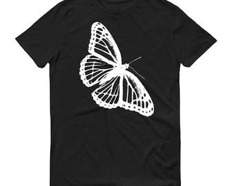 Butterfly T-Shirt, lnsect T-Shirt, Butterfly, T-Shirt, Butterfly Shirt, Insect Shirt, Wildlife T-Shirt,