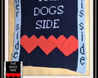 Dogs Side, C2C Graph, and Written Word Chart