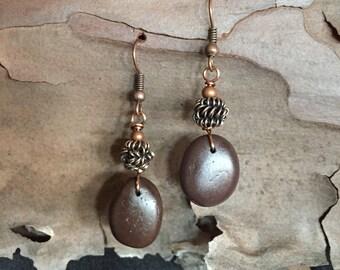 Lake Superior Stone Earrings