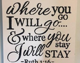 I will Go