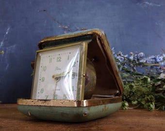 SALE Vintage Aristokrat Alarm Clock table clock