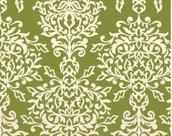 Botanique - 1 Yard Cut - C5082-GREEN - Riley Blake Designs - Cotton Fabric - Quilting Fabric