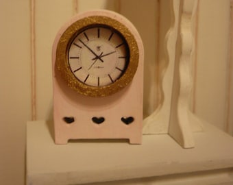 Table clock 1: 6 scale for blythe pullip