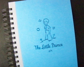 Little Prince book journal diary planner