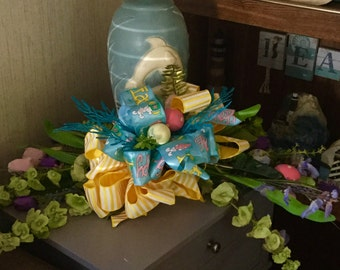 Easter Swag, Easter decoration ,Easter wreath