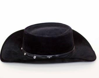 vintage bailey western hat cowboy hat