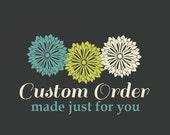 Custom Order for MC