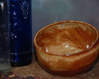 Handmade Stoneware Serving Bowl