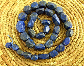 Natural Antique Afghani Lapis