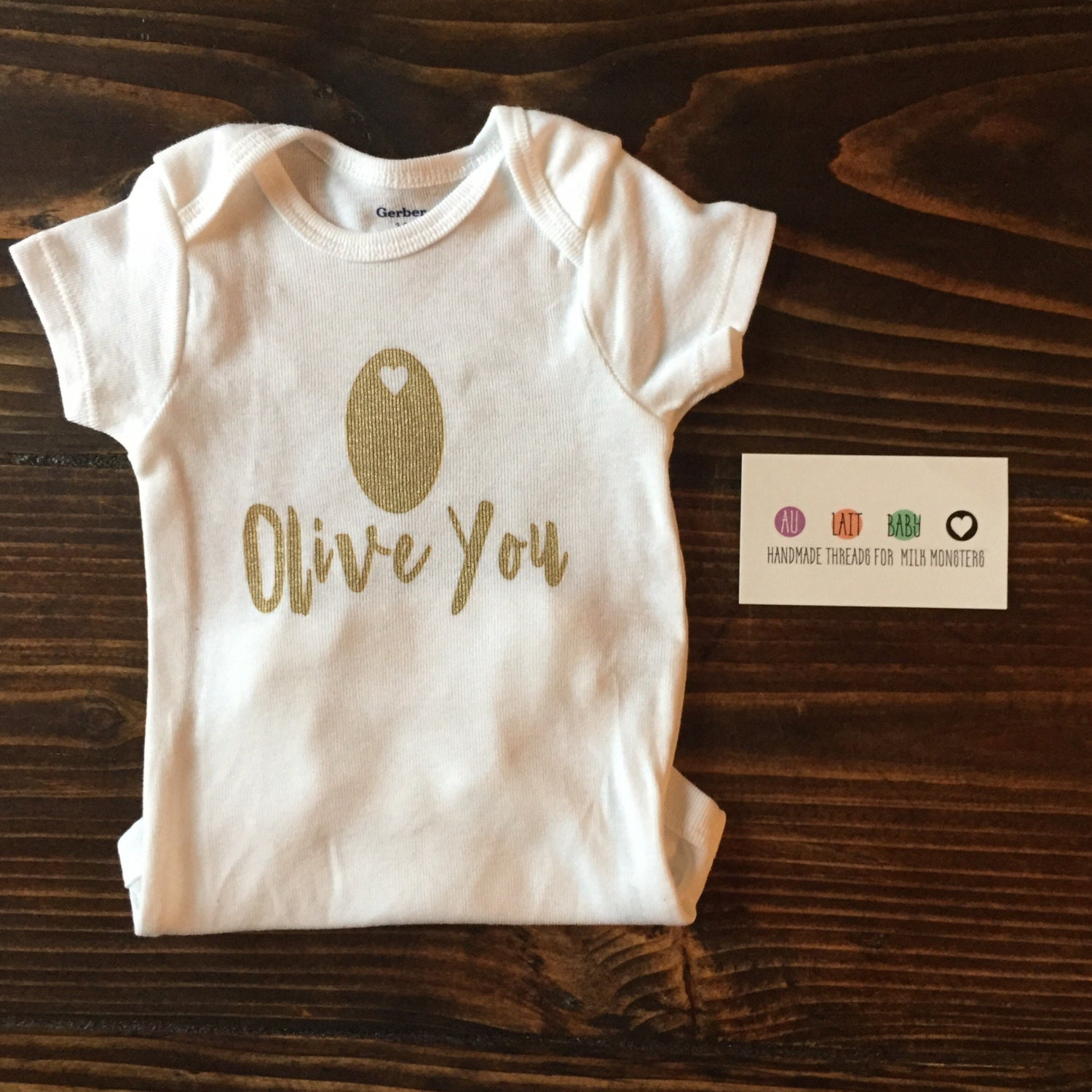 Shop Baby Olive Baby Clothes & Accessories from Cafepress. Find great designs on Baby Bodysuits, Bibs, Burp Clothes, Baby T-shirts and more!?Free Returns .