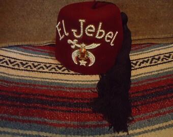 Shriners fez hat | Etsy