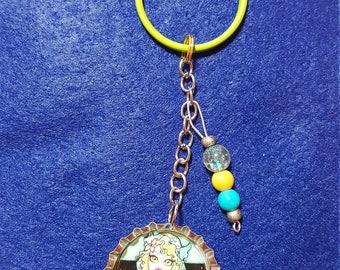 Monster High key chain or zipper pull