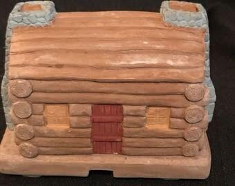 Incense Burner Cabin Santa Fe