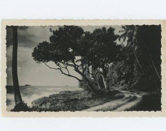 Vintage Photo: Surreal Seaside View, c1930s (73563)