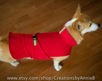 The Ultimate Corgi Coat