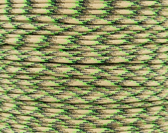 100 ft Swamp Thing 550 Paracord by E.L Wood