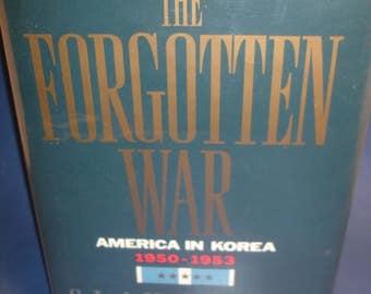 The Forgotten War, America in Korea, Clay Blair 1987, or The Korean War: An Encyclopedia, Stanley Sandler, 1995 buy individually or as a set